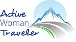 Active Woman Traveler